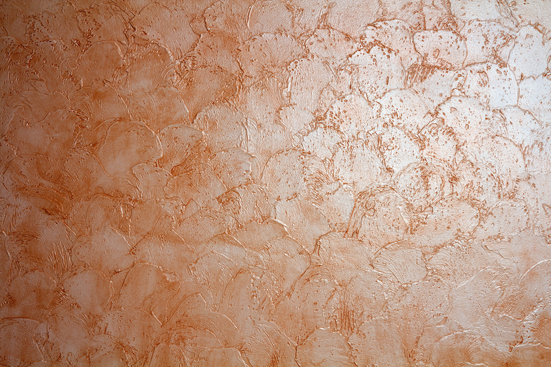 Venetian Plasterer Derbyshire | Mediterranean yellow wall texture | Plastering Rooms
